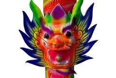 ручка амулета дракона Стоковая Фотография