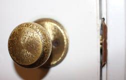 ручка двери Стоковая Фотография
