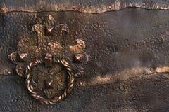 ручка двери antique Стоковые Изображения