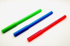 Ручка войлока Стоковая Фотография