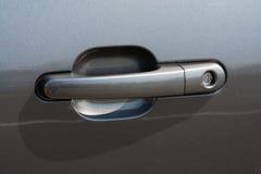 ручка двери автомобиля Стоковые Фотографии RF