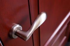 ручка двери стоковое изображение rf