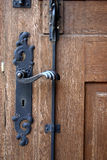 ручка двери Стоковые Изображения