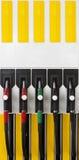 Ручка заполнителя газового насоса Стоковые Фотографии RF