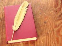 Ручка золота Стоковое Изображение RF