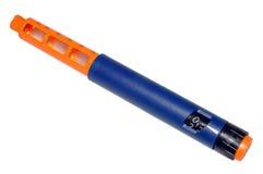 Ручка инсулина Стоковые Изображения