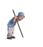 ручка мальчика Стоковые Изображения