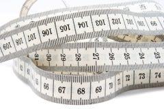 ручка метра тела стоковое изображение rf