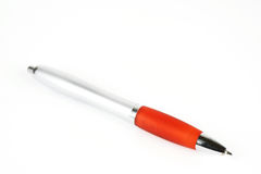 Ручка на белом backround Стоковые Изображения RF