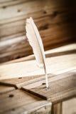 Ручка пера для записи Стоковое Изображение RF
