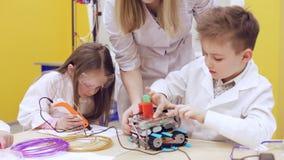 ручка печатания 3D и современное образование ` s детей