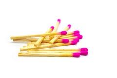 Ручка спички Стоковые Изображения RF