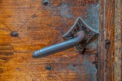 ручка старая Стоковое фото RF