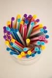 Ручка цветастая Стоковое Изображение RF