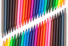 Ручка цвета Стоковая Фотография RF