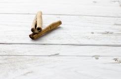 Ручка циннамона Стоковое фото RF