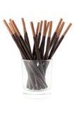 Ручка шоколада Стоковые Изображения RF