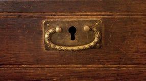 ручка ящика Стоковое фото RF
