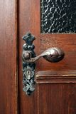 Ручка двери Стоковое Фото