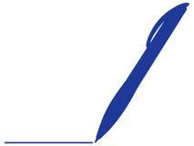 Ручка Стоковая Фотография RF