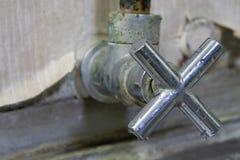 Ручка faucet стоковые изображения rf