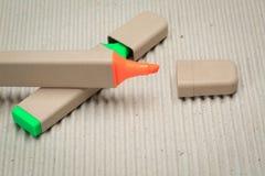 Ручка Highlighter Стоковые Изображения RF