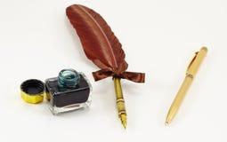 Ручка inc стоковая фотография
