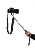 Ручка Selfie стоковое изображение