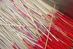 Ручки амулета, висок в Таиланде Стоковая Фотография