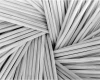Ручки аранжированные в симметрии о центре Стоковая Фотография RF