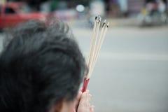 Ручки ладана Стоковое Фото