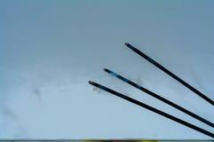 Ручки ладана Стоковые Изображения RF