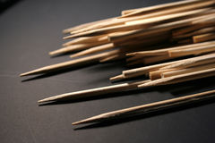 ручки барбекю Стоковое Изображение