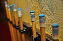 ручки бассеина сигнала Стоковые Фото