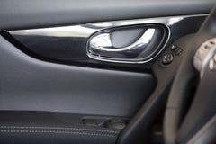 ручки двери внутрь Стоковое фото RF