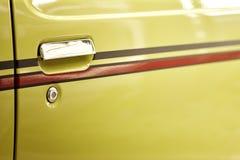 ручки двери внутрь Стоковая Фотография
