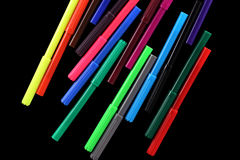 Ручки войлока Стоковые Фотографии RF