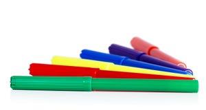 Ручки войлока Стоковые Изображения RF