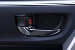 ручки двери внутрь Стоковые Изображения RF