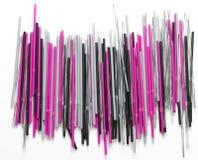 Ручки коктеиля Стоковая Фотография