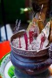 ручки ладана Стоковая Фотография
