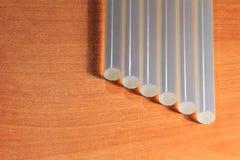 Ручки оружия клея для ремесла и штаног Стоковые Изображения