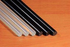 Ручки оружия клея для ремесла и штаног Стоковая Фотография RF