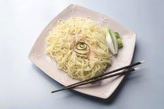 ручки спагетти chop Стоковые Изображения