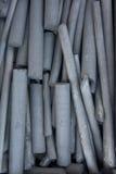 Ручки угля для делать эскиз к Стоковая Фотография RF