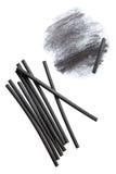 Ручки угля Стоковая Фотография