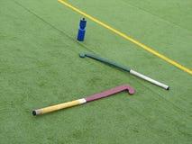 ручки хоккея Стоковая Фотография RF