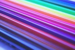 Ручки цвета стоковая фотография rf