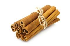 ручки циннамона пука Стоковая Фотография RF