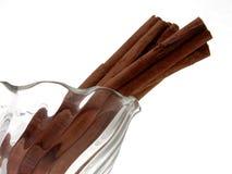 ручки циннамона стоковая фотография
